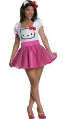 Kostume Hello Kitty™ til voksne