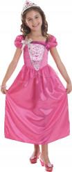 Udklædningsdragt Prinsesse Barbie™ barn