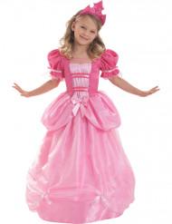 Lyserødt kostume Corolle™ prinsesse piger