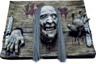 Dekoraton velkomstskilt zombie Halloween