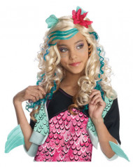 Monster High Paryk blå