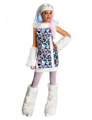 Udklædningsdragt Abbey Bominable Monster High™ barn