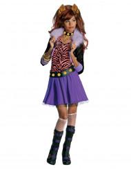 Kostume Clawdeen Wolf Monster High™ piger