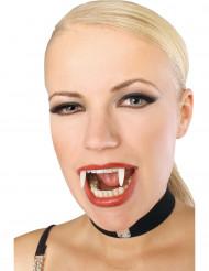 Vampyrtænder selvlysende