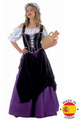 Udklædning middelalder kvinde