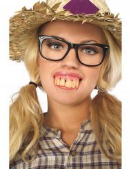 Store falske tænder