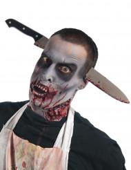 Hårbånd kniv Halloween