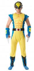 Luksus Wolverine™ kostume til voksne