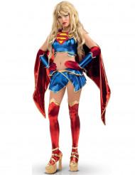 Kostume Supergirl™ Amecomi™ til kvinder