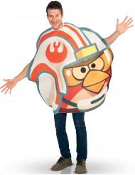Kostume Angry Birds Luke X-wing pilot™ til voksne