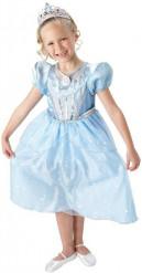 Kostume Askepot™ glimtende til piger