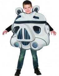 Kostume Angry Birds Stormtrooper™ til børn