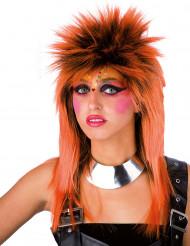 Orange punkparyk voksen