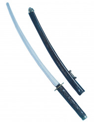 Ninja sværd i plastik