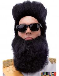 Sort skæg voksen