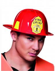 Brandmandshjelm