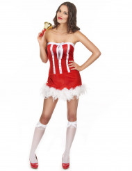Kostume julekone sexet til kvinder