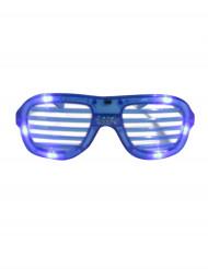 Blå LED-briller