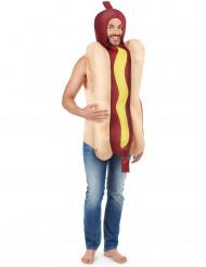 Kostume hot dog