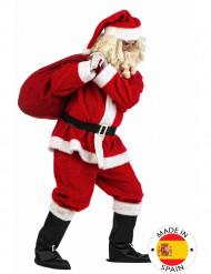 Kostume Julemand i plys  til mænd