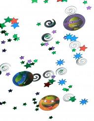 Pose med Ninja Turtles konfetti