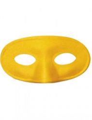 Gul halvmaske til børn