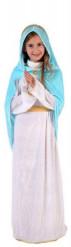 Kostume jomfru Maria til piger jul
