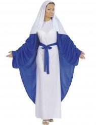 Kostume Jomfru Maria til kvinder jul