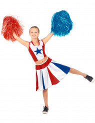 Cheerleaderkostume til piger