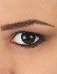 Sorte kontaktlinser til voksne