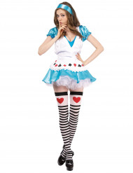 Kostume Alice sexet til kvinder