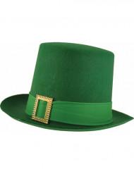 Grøn St Patricks hat