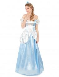 Askepot kostume damestørrelse