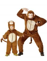 Par kostume aber forælder og barn