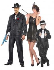 Parkostume gangster familie charleston