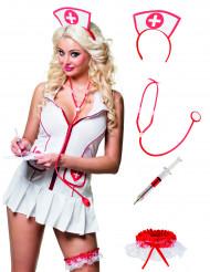Sygeplejerskesæt til voksne