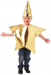 Stjernekostume til børn