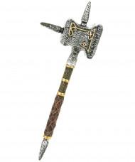 Hammer med spidser viking i plastic