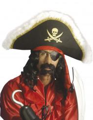 Lille sort piratskæg