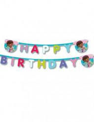 Happy Birthday Guirlande Doktor McStuffins™