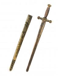 Sværd med sværdskede