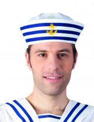 Stribet sømandshat voksne
