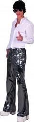 Sølvfarvede bukser voksen