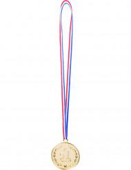 3 medaljer førsteplads