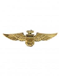 Guldfarvet pilotmærke