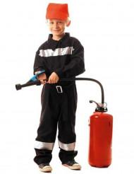 Brandmand udklædningsdragt til børn