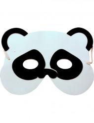 Pandamaske til børn