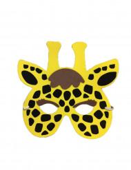 Girafmaske til børn