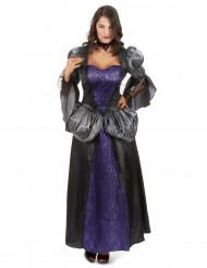 Lilla vampyr-prinsessekjole til kvinder