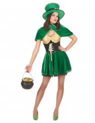 Leprechaun St Patrick - kostume voksen